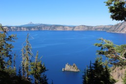 Phantom Ship Crater Lake