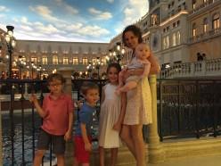 Venise à Vegas