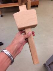 Mon marteau !