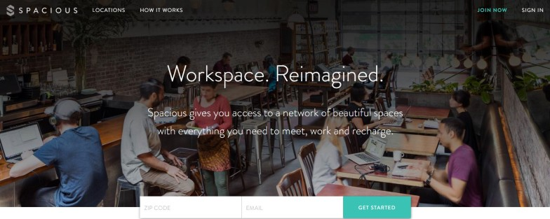 Spacious : transformer les restaurants fermés en journée en espaces de Coworking