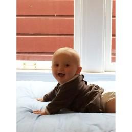 04- Emile à San Francisco, 6 mois