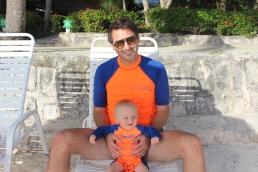 06 - Emile plongeur, 8 mois