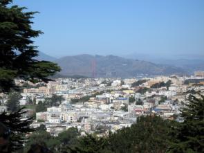 SF Buena Vista Park